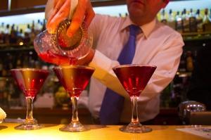 Fernando Del Diego, owner and bartender